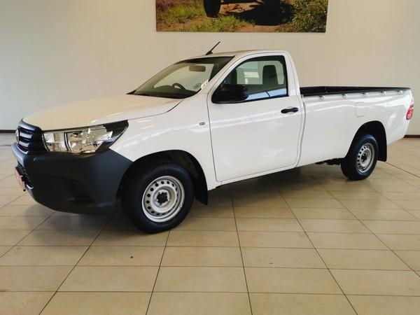 2020 Toyota Hilux 2.0 VVTi AC Single Cab Bakkie Mpumalanga Lydenburg_0