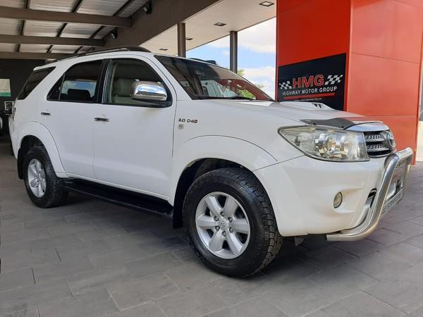 2010 Toyota Fortuner 3.0d-4d Rb  North West Province Klerksdorp_0