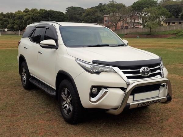 2016 Toyota Fortuner 2.8GD-6 RB  Kwazulu Natal Durban North_0