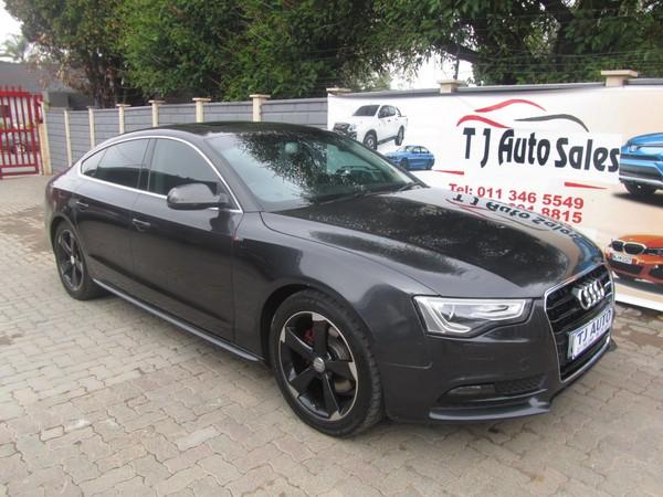 2014 Audi A5 2.0 Tdi Multi  Gauteng Bramley_0