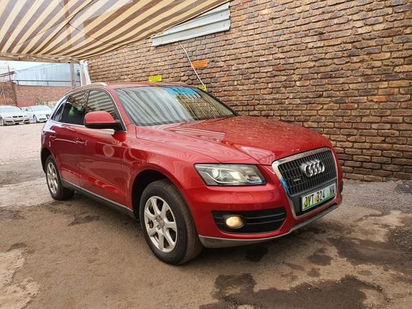 2012 Audi Q5 2.0 Tdi Quattro  Gauteng Pretoria_0