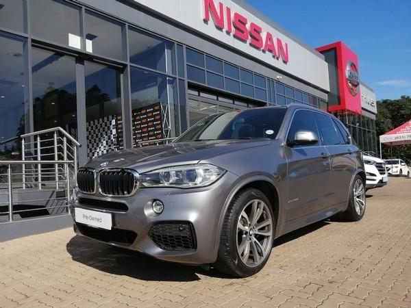 2015 BMW X5 xDRIVE40d M-Sport Auto Kwazulu Natal Hillcrest_0