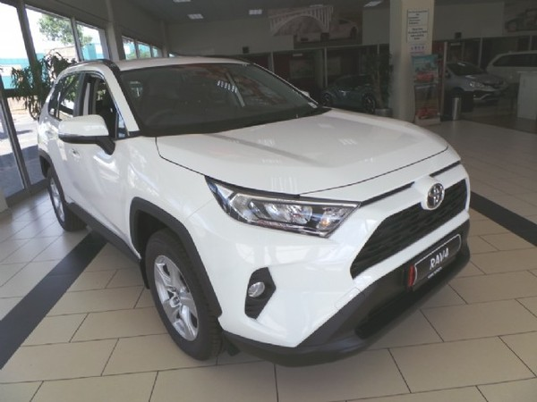 2020 Toyota Rav 4 2.0 GX CVT Gauteng Alberton_0