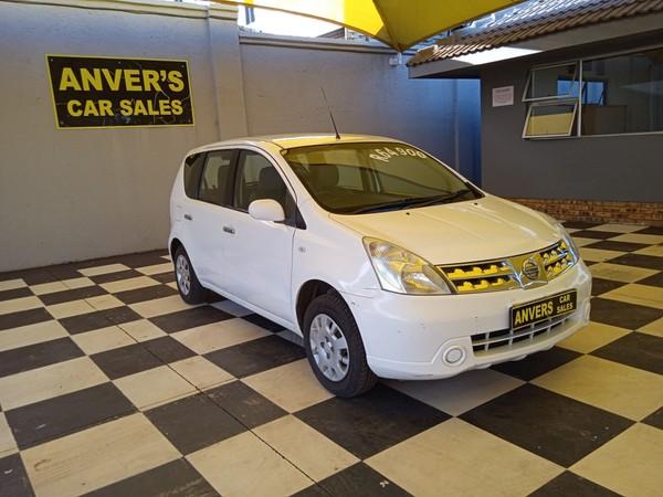 2012 Nissan Livina 1.6 Acenta  Gauteng Lenasia_0