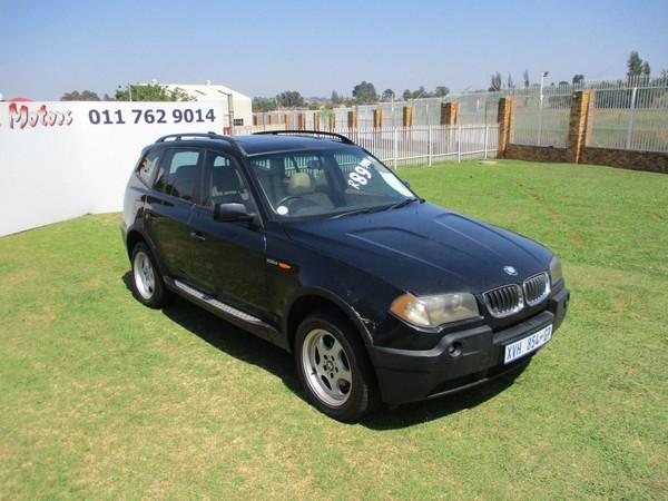 2005 BMW X3 2.0d  Gauteng Roodepoort_0