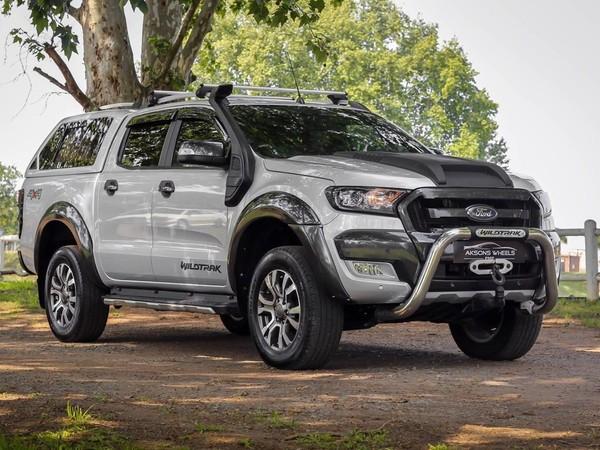 2017 Ford Ranger 3.2TDCi 3.2 WILDTRAK 4X4 Auto Double Cab Bakkie Kwazulu Natal Pietermaritzburg_0