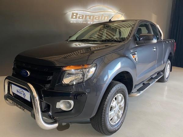 2015 Ford Ranger 2.2tdci Xl Pu Supcab  Western Cape Goodwood_0