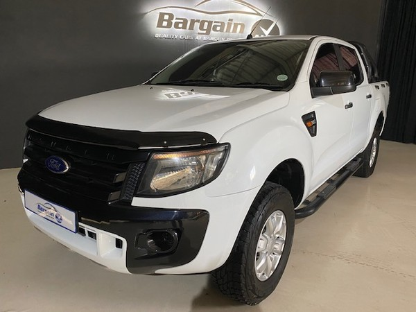 2015 Ford Ranger 2.2TDCi XL Double Cab Bakkie Western Cape Goodwood_0
