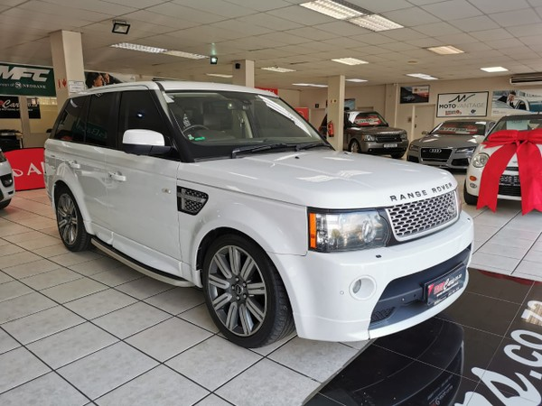 2013 Land Rover Range Rover Sport 5.0 V8 Supercharged Autobiography LE Kwazulu Natal Pinetown_0