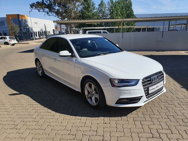 2012 Audi A4 2.0 Tdi S 105kw  Free State Bloemfontein_0