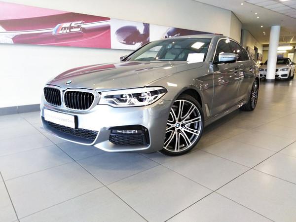2019 BMW 5 Series 520d M Sport Gauteng Four Ways_0