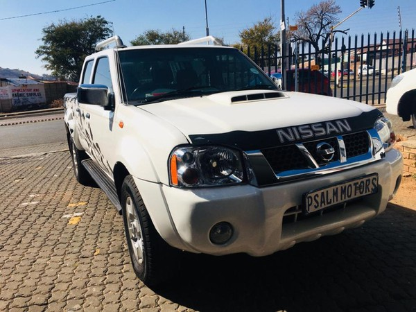 2008 Nissan Livina 1.6 Acenta  Gauteng Johannesburg_0