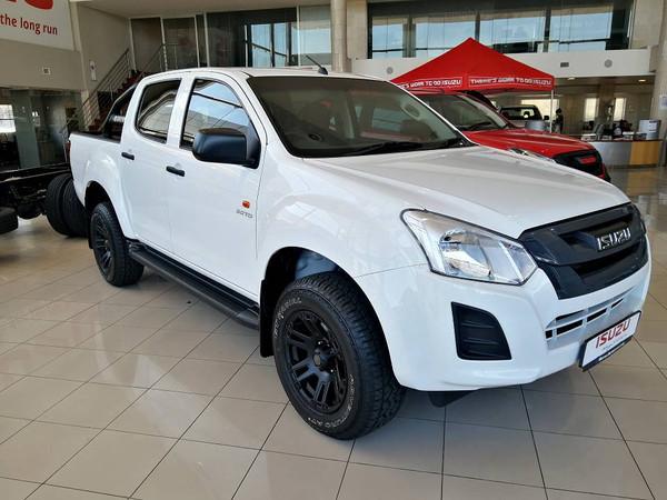 2020 Isuzu D-MAX 300 Hi-Rider Auto Double Cab Bakkie Mpumalanga Nelspruit_0