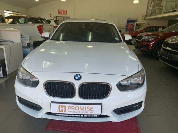 2016 BMW 1 Series 120i 5DR Auto f20 Limpopo Mokopane_0