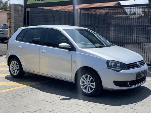 2015 Volkswagen Polo Vivo GP 1.4 Trendline TIP 5-Door Gauteng Johannesburg_0