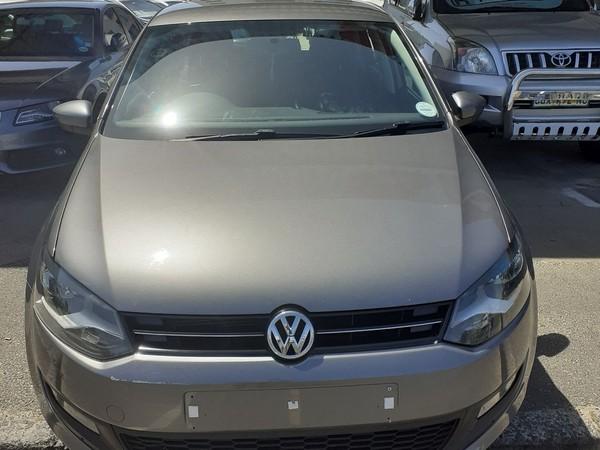 2012 Volkswagen Polo 1.6 Tdi Comfortline  Western Cape Bellville_0
