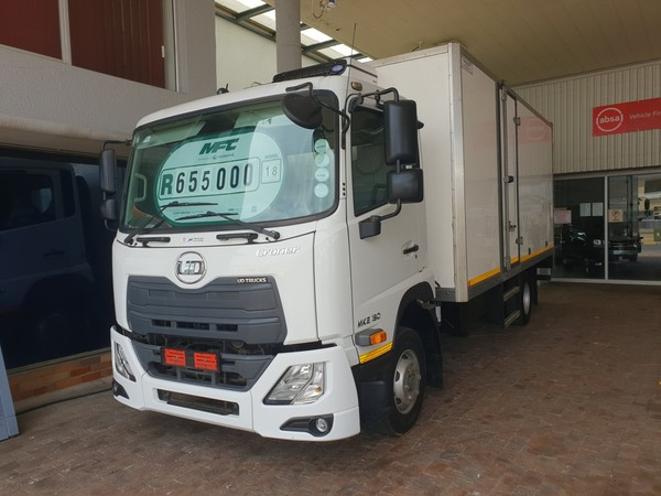 2018 UD Trucks Croner MKE 180 H21 4X2 AT FC CC Western Cape Worcester_0