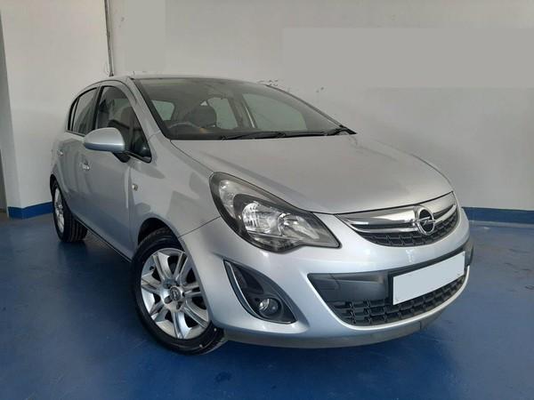 2014 Opel Corsa 1.4T Enjoy 5-Door Free State Bloemfontein_0
