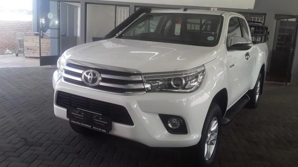 2018 Toyota Hilux 2.8 GD-6 RB Raider 4X4 Auto PU ECAB Limpopo Polokwane_0