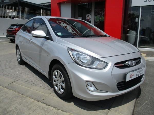 2012 Hyundai Accent 1.6 Gls  Gauteng Sandton_0
