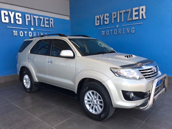 2014 Toyota Fortuner 2.5d-4d Rb At  Gauteng Pretoria_0