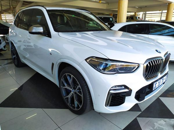 2019 BMW X5 M50d Gauteng Johannesburg_0