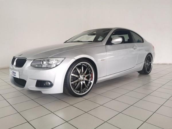 2013 BMW 3 Series 320i Coupe Sport At e92  Gauteng Pretoria_0