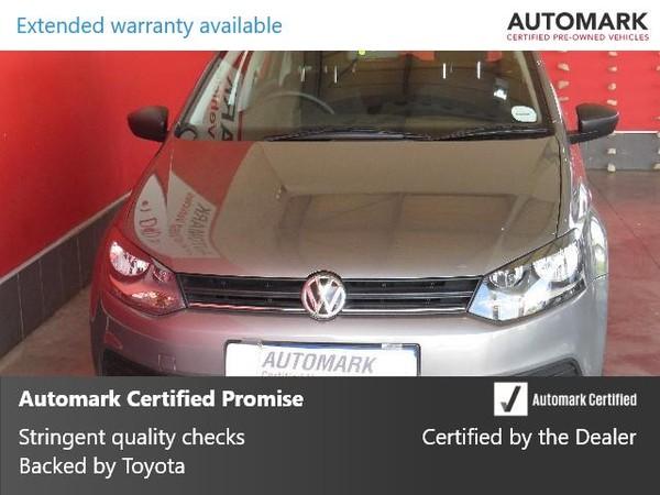 2020 Volkswagen Polo Vivo 1.4 Comfortline 5-Door Limpopo Polokwane_0