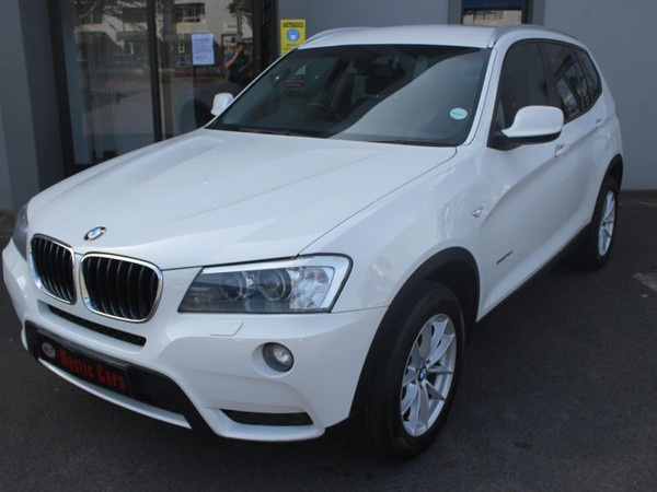 2013 BMW X3 Xdrive20d At  Kwazulu Natal Durban_0