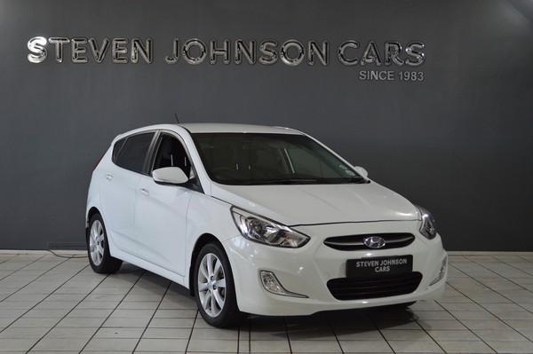 2016 Hyundai Accent 1.6 Fluid 5-Door Auto Western Cape Cape Town_0
