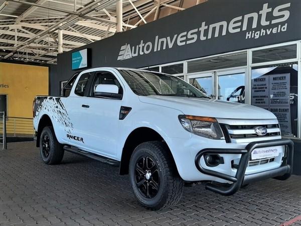 2015 Ford Ranger 3.2TDCi XLS 4X4 PU SUPCAB Gauteng Centurion_0