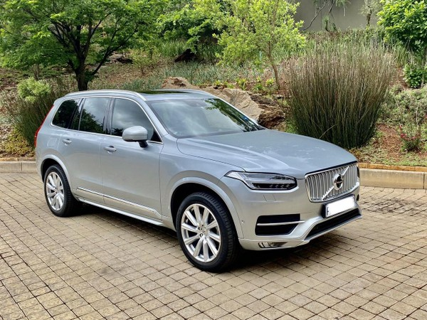 2016 Volvo XC90 T6 Inscription AWD Gauteng Pretoria_0