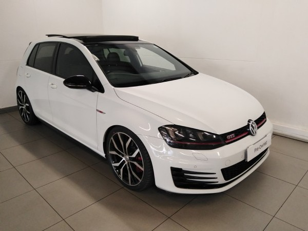 2016 Volkswagen Golf VII GTi 2.0 TSI DSG Performance Gauteng Midrand_0