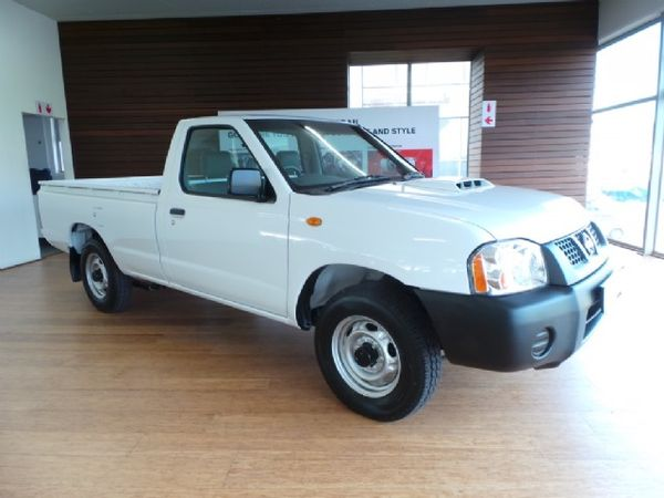 2021 Nissan NP300 Hardbody 2.5 TDi LWB Single Cab Bakkie Kwazulu Natal Durban_0