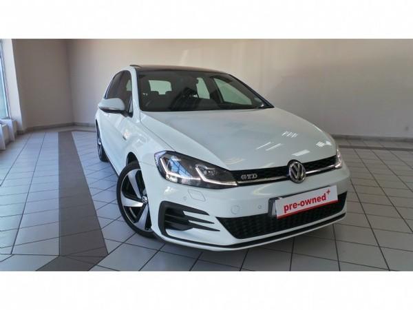 2017 Volkswagen Golf VII GTD 2.0 TDI DSG Gauteng Pretoria_0