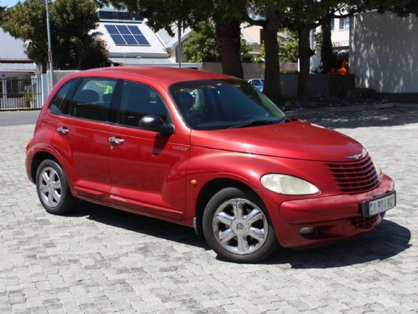 2004 Chrysler PT Cruiser At  Western Cape Cape Town_0