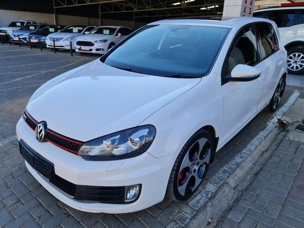 2011 Volkswagen Golf Vi Gti 2.0 Tsi  Free State Bloemfontein_0