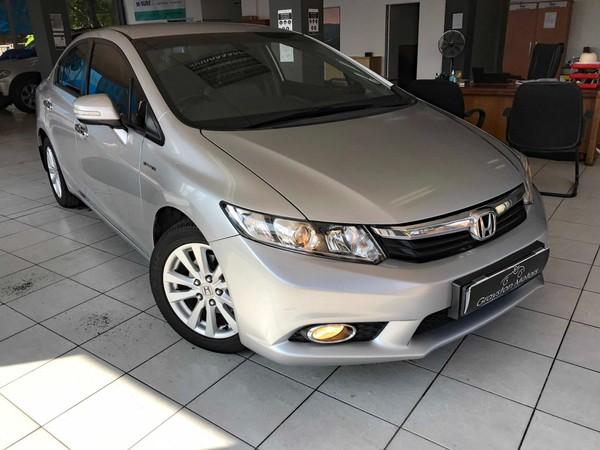 2014 Honda Civic 1.8 Executive At  Gauteng Sandton_0