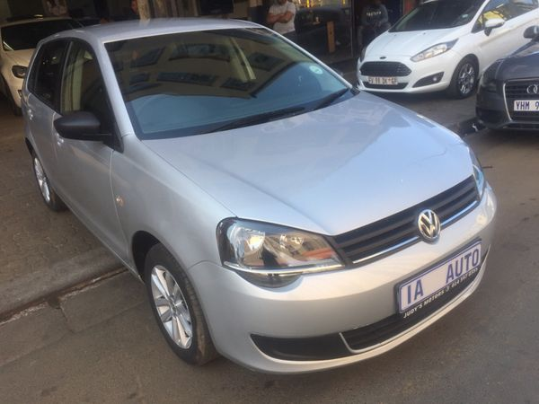 2015 Volkswagen Polo Vivo 1.4 Trendline 5Dr Gauteng Johannesburg_0