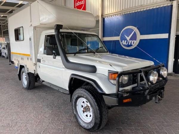 2002 Toyota Land Cruiser MOTORHOME Western Cape Goodwood_0