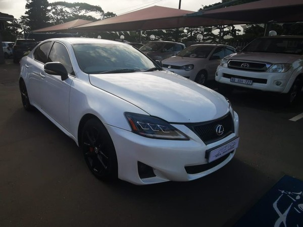 2012 Lexus IS 350 Ex  Kwazulu Natal Bluff_0