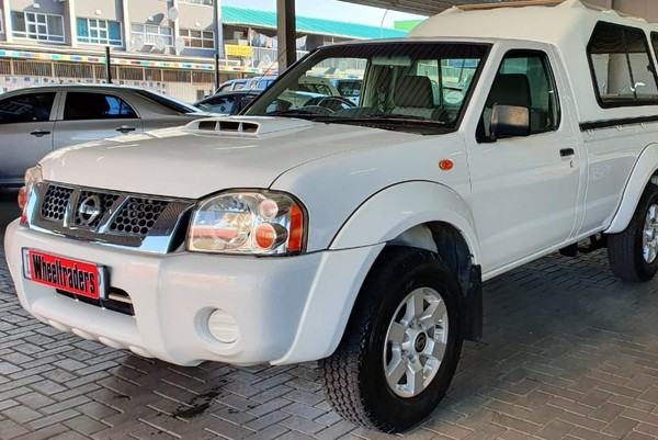 2015 Nissan NP300 Hardbody 2.5TDi HI-RIDER Single Cab Bakkie Western Cape Parow_0