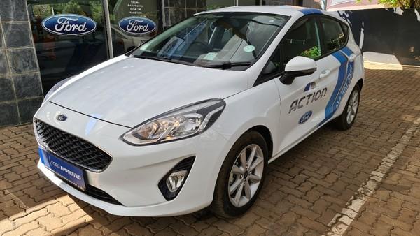 2020 Ford Fiesta 1.0 Ecoboost Trend 5-Door Limpopo Mokopane_0