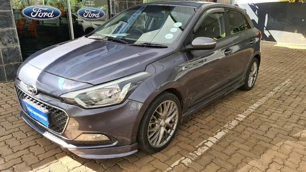 2016 Hyundai i20 1.4 N Series Limpopo Mokopane_0