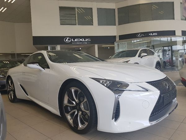 2020 Lexus LX 4.5TD V8 Western Cape Cape Town_0