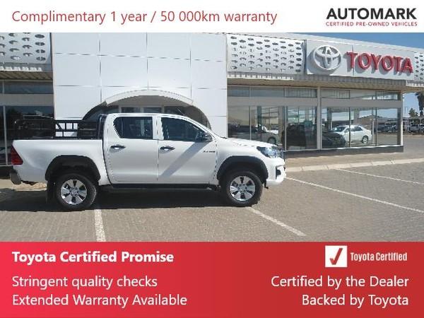 2020 Toyota Hilux 2.4 GD-6 SRX 4X4 Auto Double Cab Bakkie Northern Cape Hartswater_0