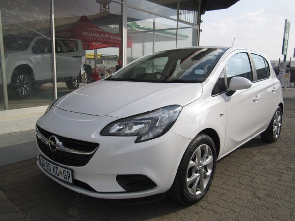 2019 Opel Corsa 1.0T Ecoflex Enjoy 5-Door 66KW Free State Kroonstad_0
