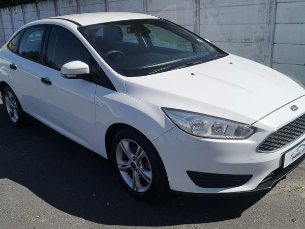 2015 Ford Focus 1.0 Ecoboost Ambiente Western Cape Bellville_0