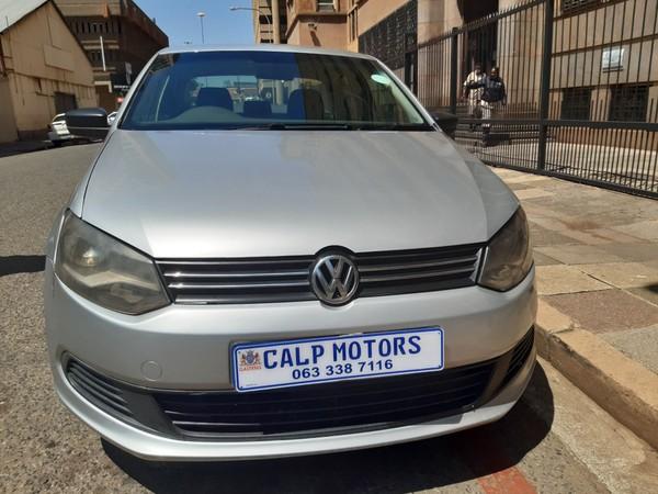 2012 Volkswagen Polo 1.4 Trendline 5dr  Gauteng Marshalltown_0