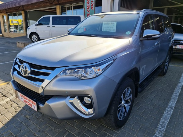 2016 Toyota Fortuner 2.4GD-6 RB Auto Free State Bloemfontein_0